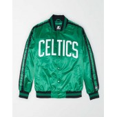 Tailgate X Starter Mens Boston Celtics Varsity Jacket