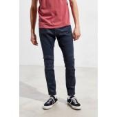 G-Star Elwood 5620 3D Waxed Dark Wash Skinny Jean