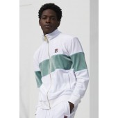 FILA Rocco Colorblock Velour Track Jacket