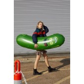 Pickle Rick Giant Pool Float