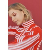 adidas Originals By Ji Won Choi 3-Stripe Zip-Up Track Jacket