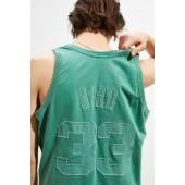 Mitchell & Ness Boston Celtics Larry Bird Washed Out Basketball Jersey