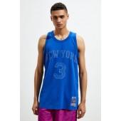 Mitchell & Ness New York Knicks John Starks Washed Out Basketball Jersey
