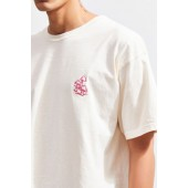 Comfort Colors Embroidered Shrooms Tee