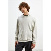 Project Social T Lightweight Terry Hooded Long Sleeve Tee