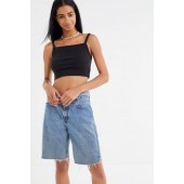 Urban Renewal Recycled Levi's Denim Bermuda Short