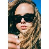 Carson Chunky Rectangle Sunglasses