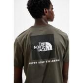 The North Face Box Logo Tee