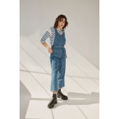 BDG James Open-Side Denim Jumpsuit