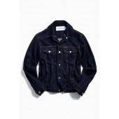 Calvin Klein Embroidered Denim Jacket