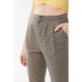 Urban Renewal Remnants Check Trouser Pant