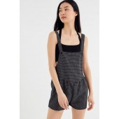 Urban Renewal Remnants Slouchy Textured Shortall Overall