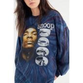 Snoop Dogg Tie-Dye Long Sleeve Tee