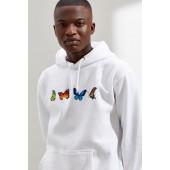 Butterfly Hoodie Sweatshirt