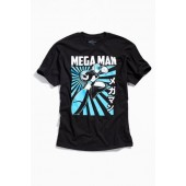 Mega Man Blue Burst Tee