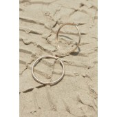 COCOA & UO Exclusive Hollow Hoop Earring