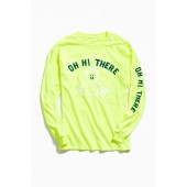 Oh Hi There Long Sleeve Tee
