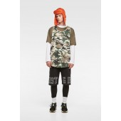 CAMOUFLAGE PRINTED TANK TOP
