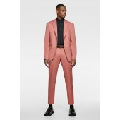 COLORED SUIT PANTS