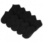 Unisex Baby And Toddler Cushioned Ankle Socks 10-Pack