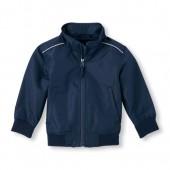 Toddler Boys Uniform Bomber Jacket