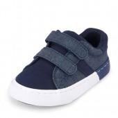 Toddler Boys Denim Sneaker