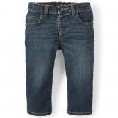 Baby And Toddler Boys Basic Skinny Stretch Jeans - Medium Stone Wash
