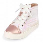 Toddler Girls Sequin Popstar Sneaker