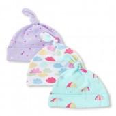 Baby Girls Rainbow Cloud Swaddle Blanket 2-Pack