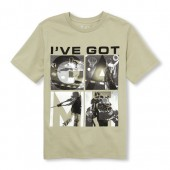 Boys Short Sleeve Ive Got Game Sports Graphic Tee