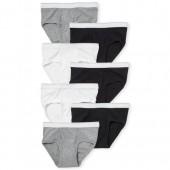 Boys Basic Briefs 7-Pack