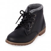 Boys Lace-Up Boot
