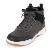 Boys Hi-Top Hudson Sneaker