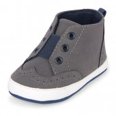 Baby Boys Mid-Top Casual Shoes