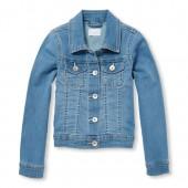 Girls Medium Denim Jacket
