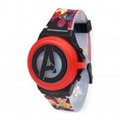 Boys Avengers Light-Up Digital Watch