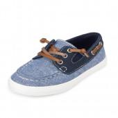 Toddler Boys Chambray Shoe
