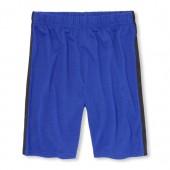 Boys Solid PJ Shorts