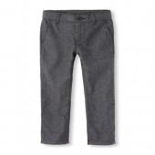 Boys Herringbone Dressy Pants