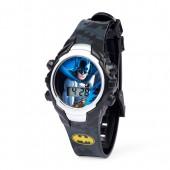 Boys Batman Light Up Digital Watch