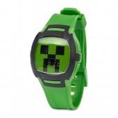 Boys Minecraft Light Up Digital Watch