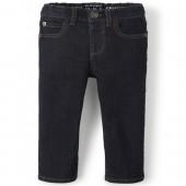 Baby And Toddler Boys Basic Skinny Stretch Jeans - Dark Rinse Wash
