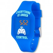 Boys 'Everything Is Under Control' Digital Watch