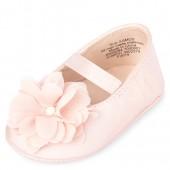 Baby Girls Flower Ballet Flats