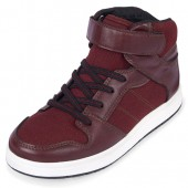 Boys Hi Top Sneakers