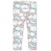 Toddler Girls Rainbow Print Leggings