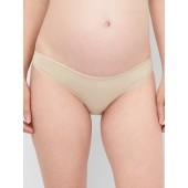 Maternity stretch cotton bikini