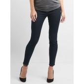Maternity Inset Panel True Skinny Jeans