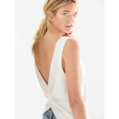 Twist-Knot Tank Top