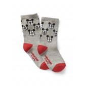 GapKids &#124 Disney Mickey Mouse Crew Socks